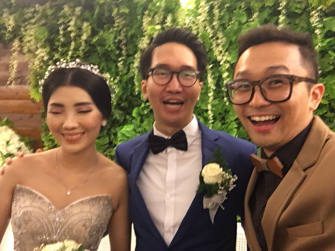 Wedding of Obrey & Tasya by MC Samuel Halim - 007