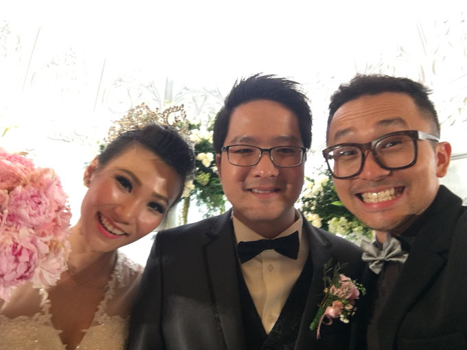 Wedding of Aggro & Adel by MC Samuel Halim - 003