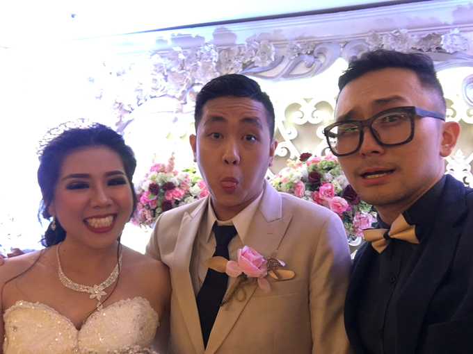 Wedding of Erwin & Cynthia by MC Samuel Halim - 003