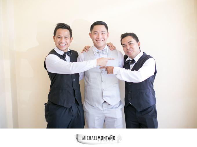 Charina & Manuel Wedding Day by Michael Montaño Photography - 006