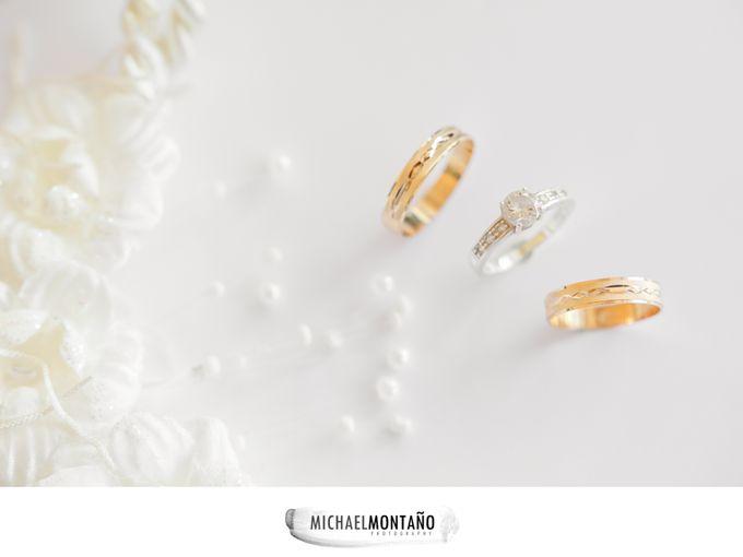 Charina & Manuel Wedding Day by Michael Montaño Photography - 007