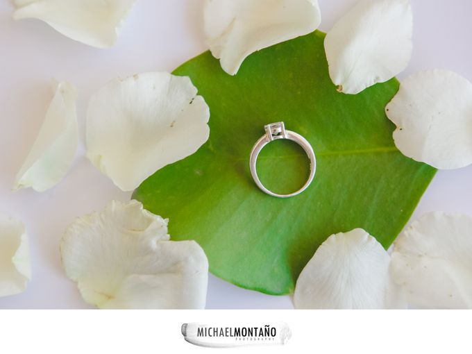 Charina & Manuel Wedding Day by Michael Montaño Photography - 008