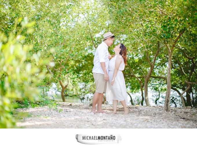 Charina & Manuel Engagement Session by Michael Montaño Photography - 017