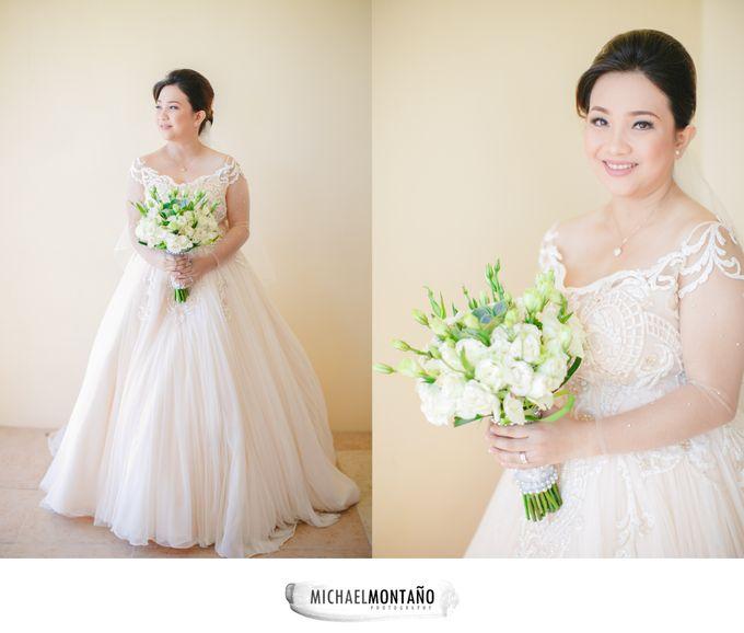 Charina & Manuel Wedding Day by Michael Montaño Photography - 009