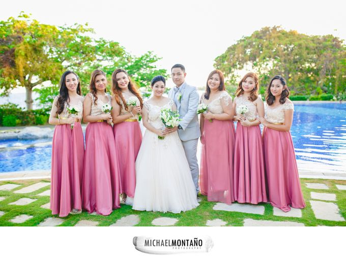 Charina & Manuel Wedding Day by Michael Montaño Photography - 010