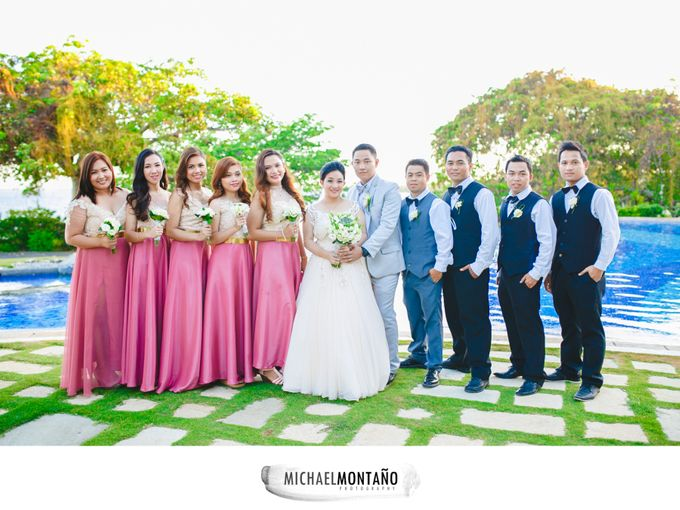 Charina & Manuel Wedding Day by Michael Montaño Photography - 021