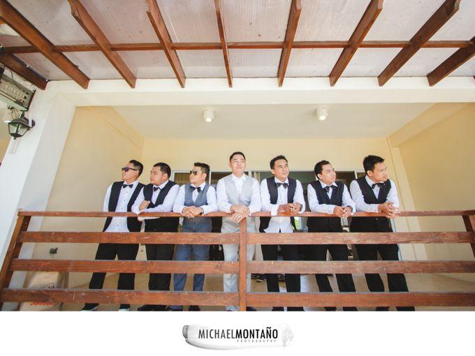 Charina & Manuel Wedding Day by Michael Montaño Photography - 018