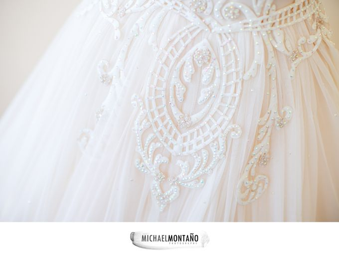 Charina & Manuel Wedding Day by Michael Montaño Photography - 027