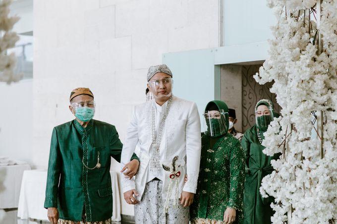 WEDDING OF ALDI & VERIN by La'SEINE Function Hall - 001