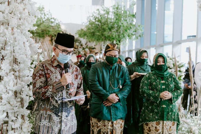 WEDDING OF ALDI & VERIN by La'SEINE Function Hall - 002