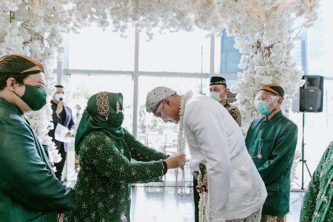 WEDDING OF ALDI & VERIN by La'SEINE Function Hall - 003