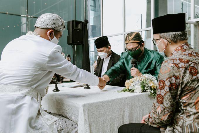 WEDDING OF ALDI & VERIN by La'SEINE Function Hall - 004
