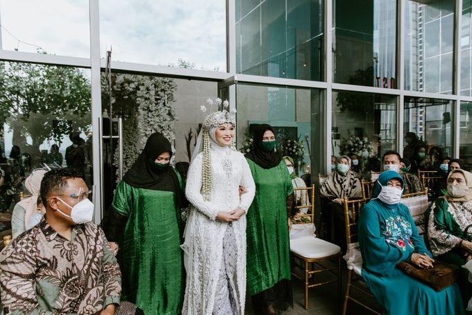 WEDDING OF ALDI & VERIN by La'SEINE Function Hall - 006