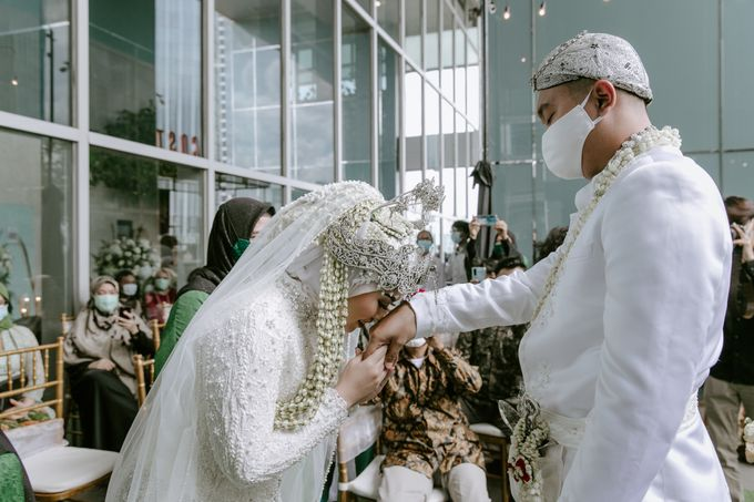 WEDDING OF ALDI & VERIN by La'SEINE Function Hall - 007