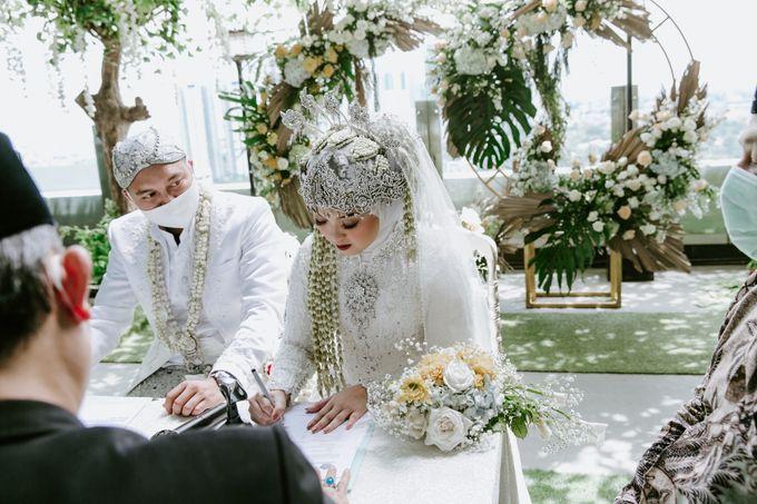 WEDDING OF ALDI & VERIN by La'SEINE Function Hall - 008