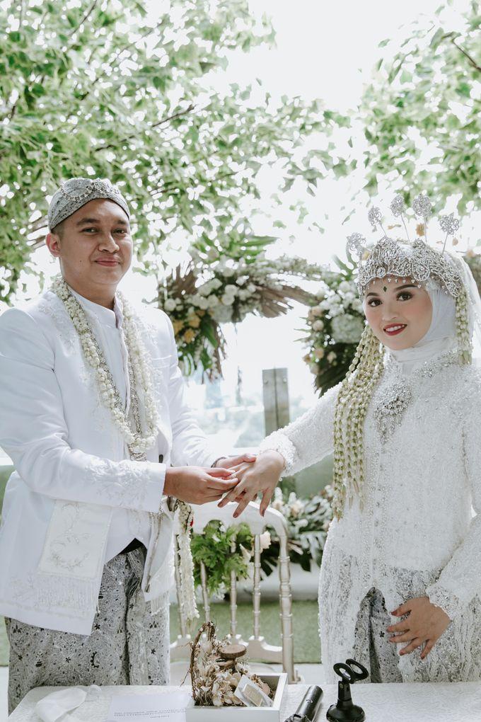 WEDDING OF ALDI & VERIN by La'SEINE Function Hall - 009
