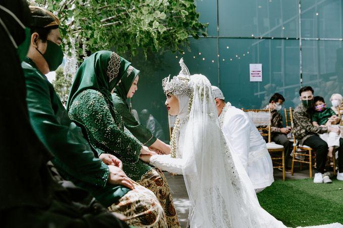 WEDDING OF ALDI & VERIN by La'SEINE Function Hall - 010