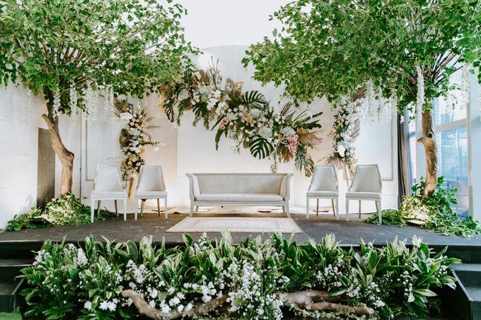 WEDDING OF ALDI & VERIN by La'SEINE Function Hall - 011