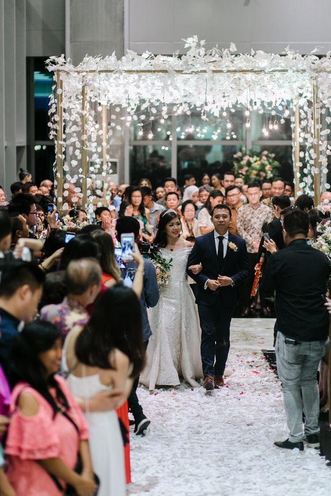 Wedding of Patrick & Peggy by La'SEINE Function Hall - 002
