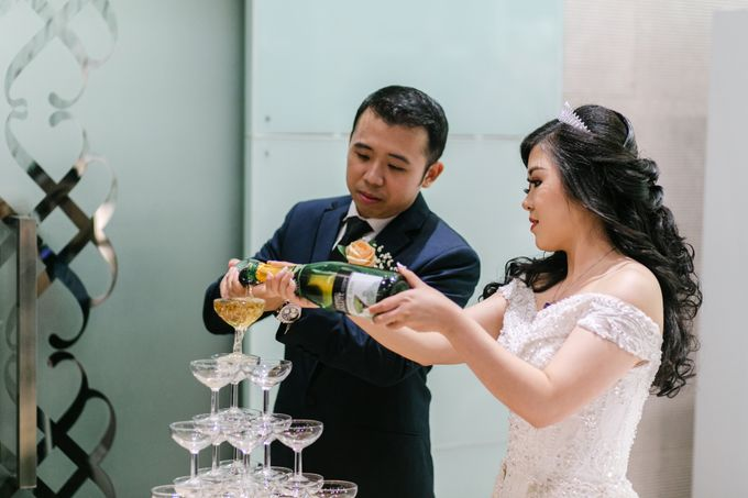 Wedding of Patrick & Peggy by La'SEINE Function Hall - 005