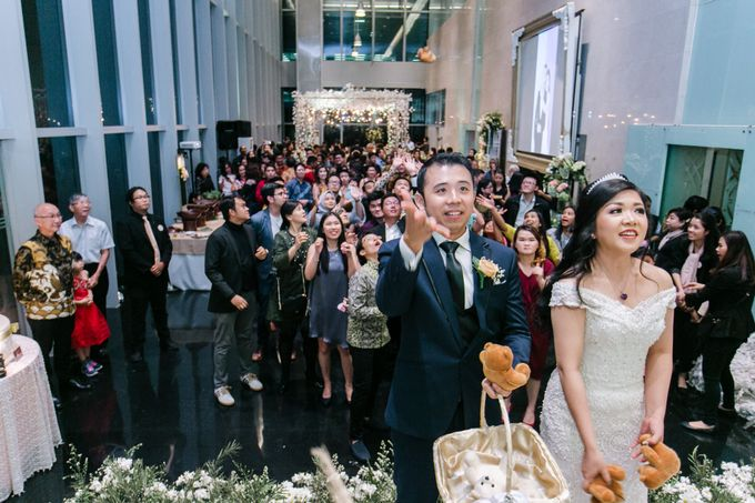 Wedding of Patrick & Peggy by La'SEINE Function Hall - 006