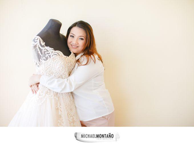 Charina & Manuel Wedding Day by Michael Montaño Photography - 016