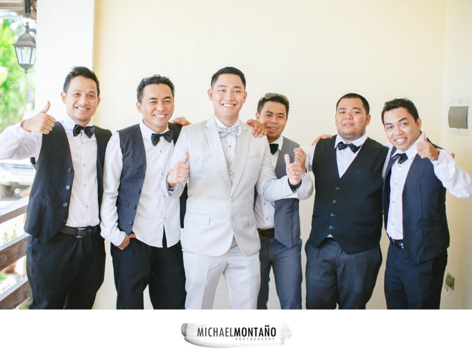 Charina & Manuel Wedding Day by Michael Montaño Photography - 020