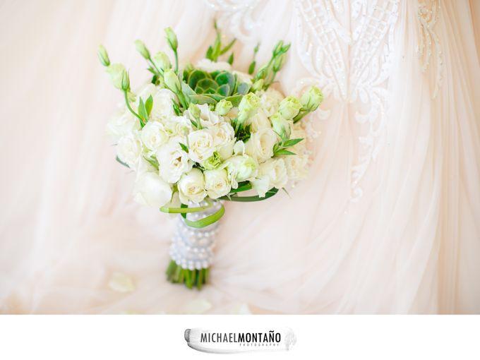 Charina & Manuel Wedding Day by Michael Montaño Photography - 022