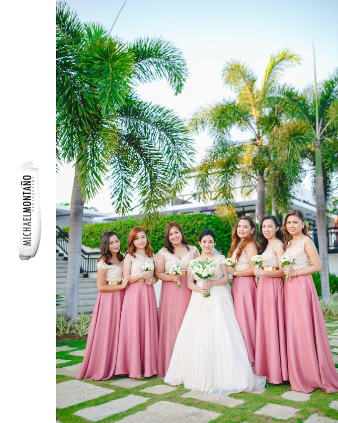 Charina & Manuel Wedding Day by Michael Montaño Photography - 023