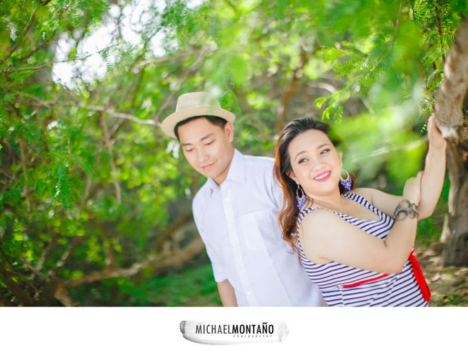 Charina & Manuel Engagement Session by Michael Montaño Photography - 020