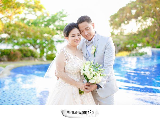 Charina & Manuel Wedding Day by Michael Montaño Photography - 024