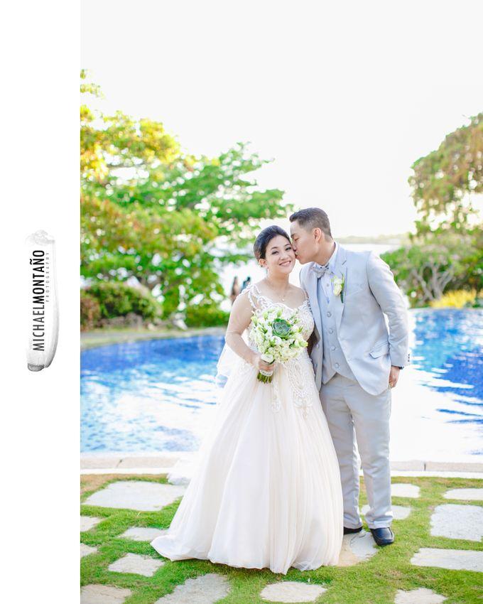 Charina & Manuel Wedding Day by Michael Montaño Photography - 025