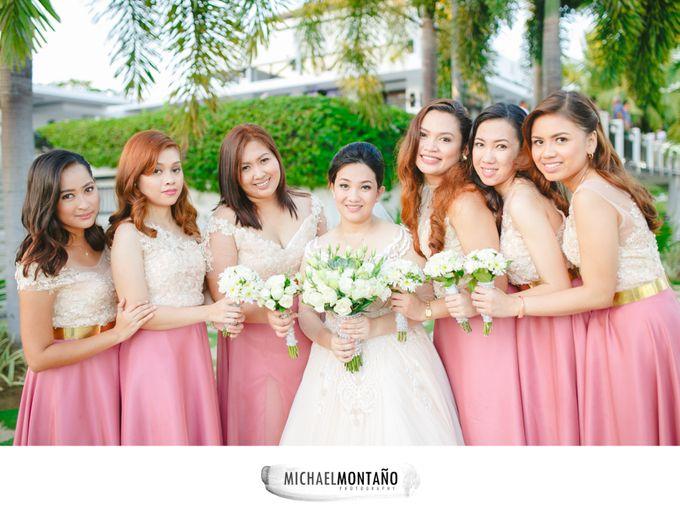 Charina & Manuel Wedding Day by Michael Montaño Photography - 015