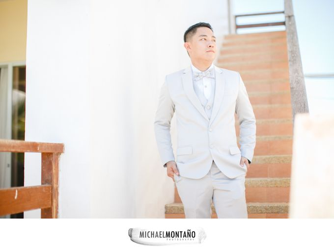 Charina & Manuel Wedding Day by Michael Montaño Photography - 019