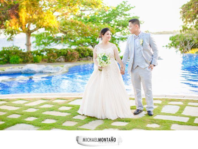 Charina & Manuel Wedding Day by Michael Montaño Photography - 029