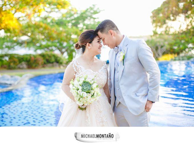 Charina & Manuel Wedding Day by Michael Montaño Photography - 001