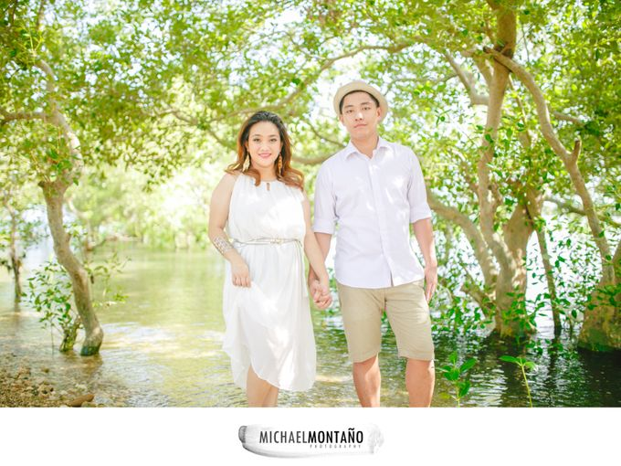 Charina & Manuel Engagement Session by Michael Montaño Photography - 007