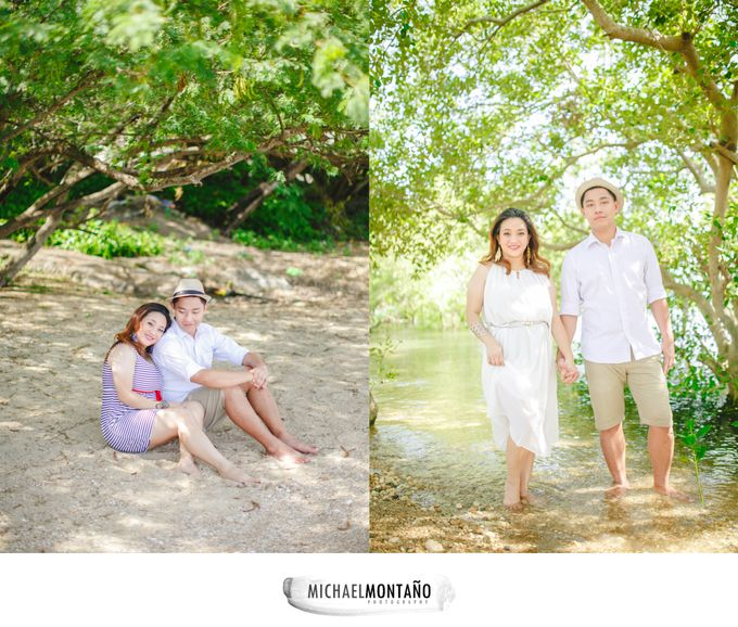 Charina & Manuel Engagement Session by Michael Montaño Photography - 009