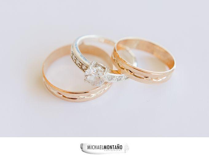 Charina & Manuel Wedding Day by Michael Montaño Photography - 003