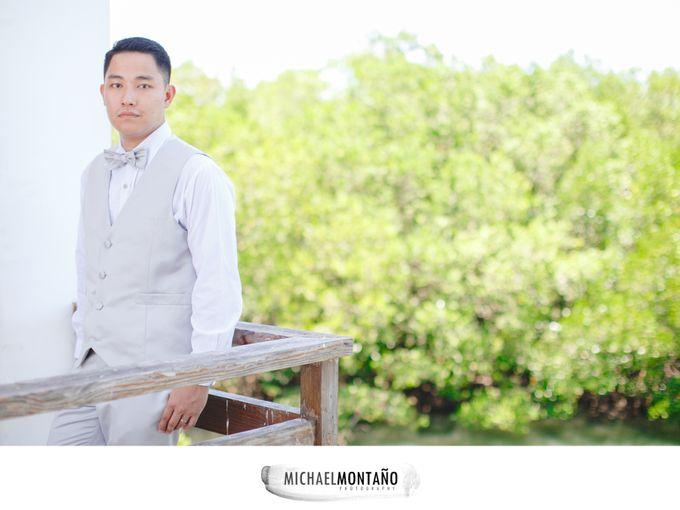 Charina & Manuel Wedding Day by Michael Montaño Photography - 004