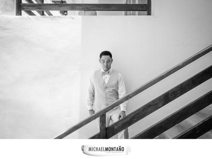 Charina & Manuel Wedding Day by Michael Montaño Photography - 005
