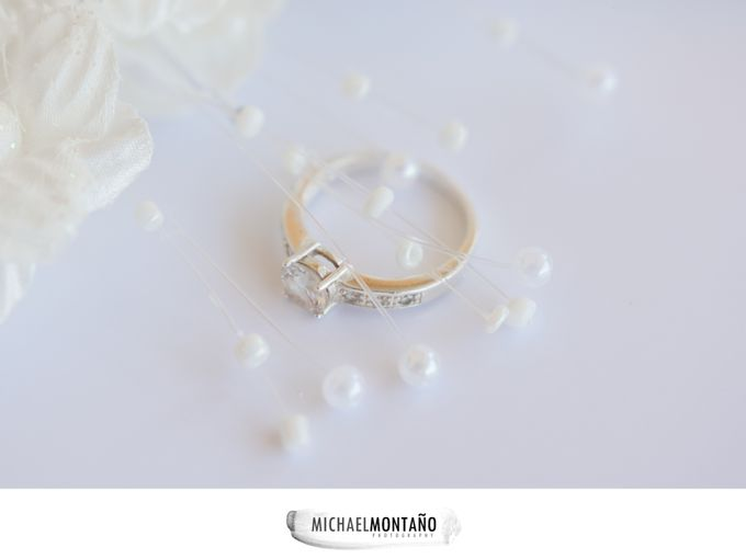 Charina & Manuel Wedding Day by Michael Montaño Photography - 002