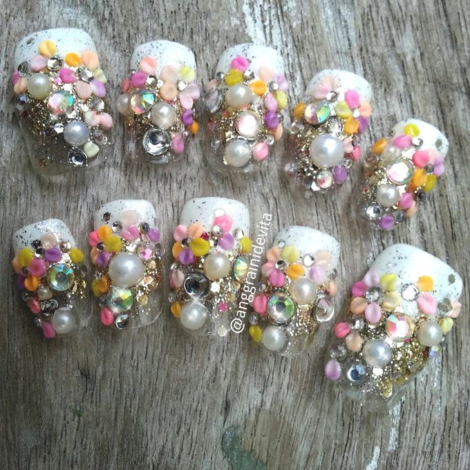 Fake Nails by Story of Nailart - 037