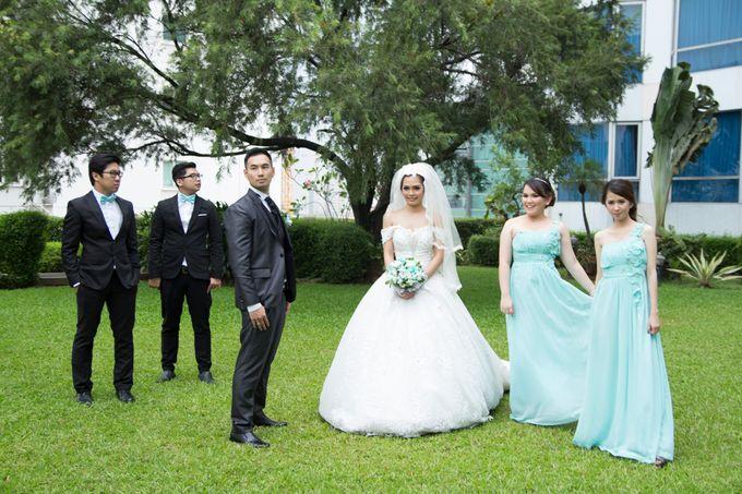 Wedding Robert & Vega by Red Hat Organizer - 027