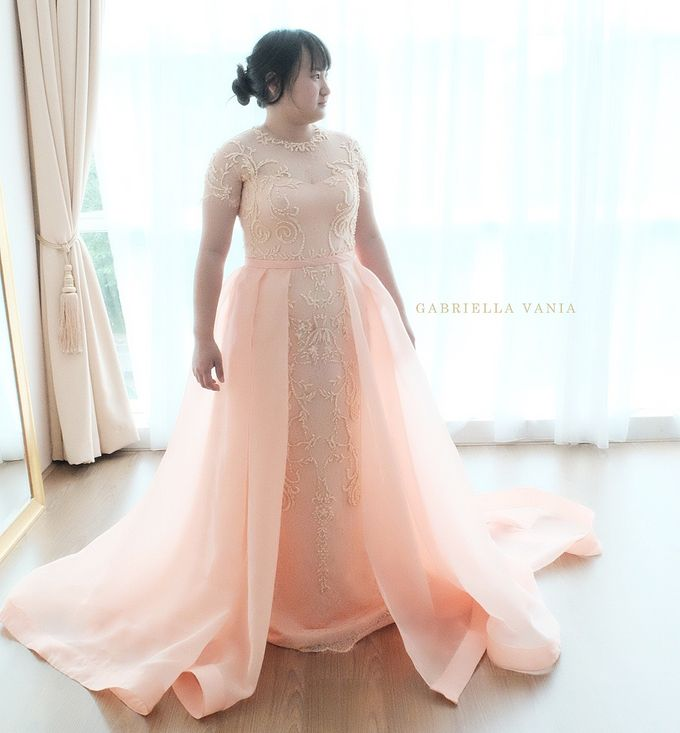 Family Gowns (Mother / Sister Gown) by GV by Gabriella Vania - 039