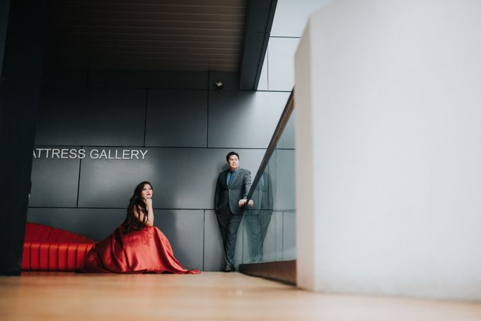 Dino and Roselyn Engagement by Mel Dolorico Fine Art Weddings - 001