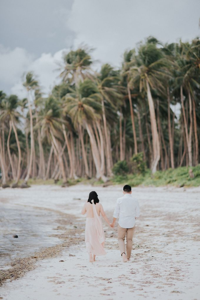 Ace and Jessa Siargao Island Engagement by Mel Dolorico Fine Art Weddings - 009