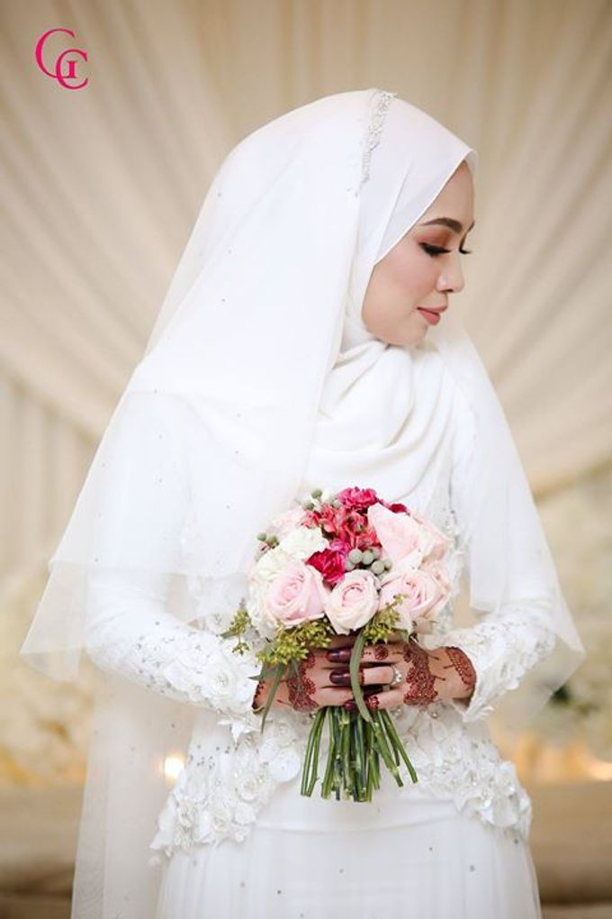 Solemnization of Razdi & Intan by The Glamorous Capture - 020