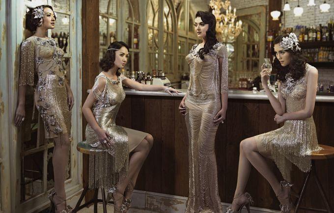 The Fringe by Barli Asmara Couture - 018
