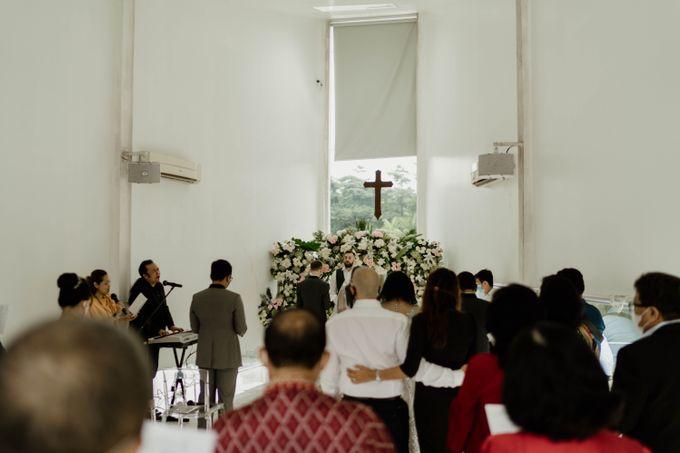 Mega & Aistis Wedding at Chakra BSD by AKSA Creative - 005